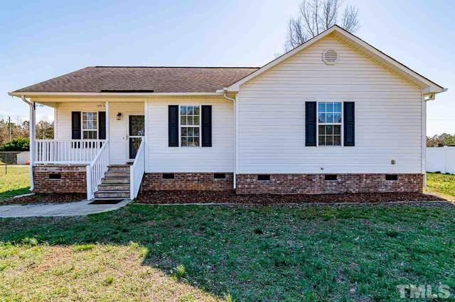 90 Monarch Trail, Selma, NC 27576 (#2302462) :: Real Estate By Design