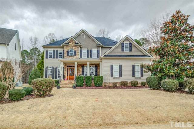7128 Capulin Crest Drive, Apex, NC 27539 (#2302506) :: Sara Kate Homes