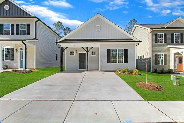 71 Yellow Jacket Ridge, Clayton, NC 27520 (#2302515) :: Triangle Top Choice Realty, LLC