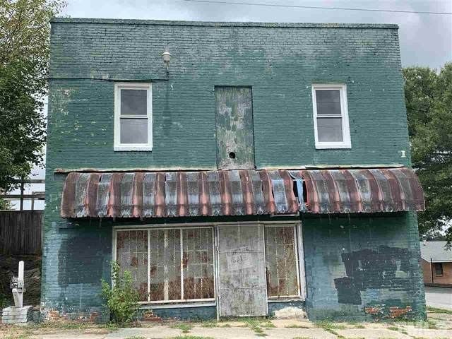 317 E Elm Street, Goldsboro, NC 27530 (#2302520) :: Dogwood Properties