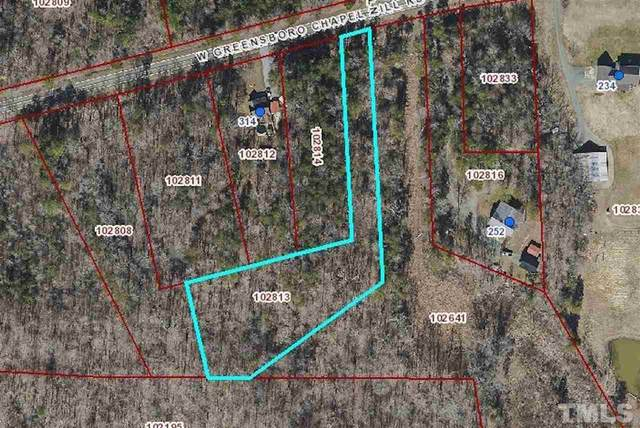 0 W Greensboro Chapel Hill Road, Snow Camp, NC 27349 (#2302525) :: Real Estate By Design