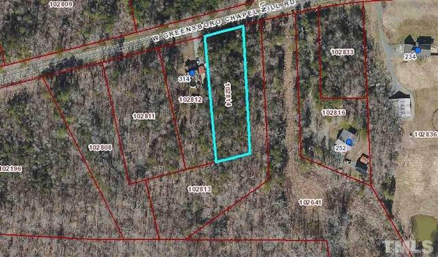 00 W Greensboro Chapel Hill Road, Snow Camp, NC 27349 (#2302531) :: Raleigh Cary Realty