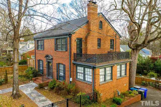 1110 N Gregson Street, Durham, NC 27701 (#2302541) :: RE/MAX Real Estate Service