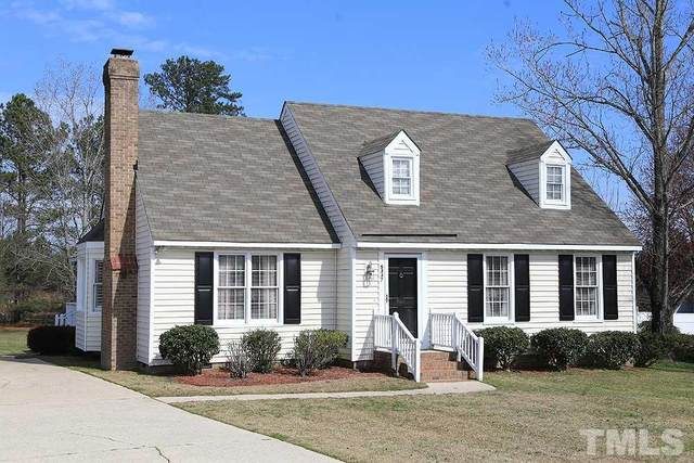 5337 Sandy Trail Drive, Knightdale, NC 27545 (#2302553) :: RE/MAX Real Estate Service