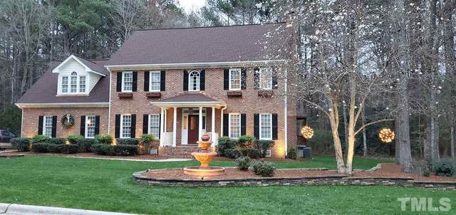125 Maltland Drive, Cary, NC 27518 (#2302569) :: The Perry Group