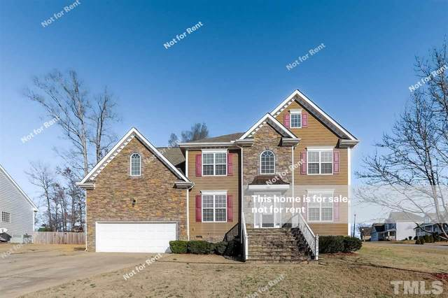 301 Nelson Lane, Clayton, NC 27527 (#2302573) :: Marti Hampton Team brokered by eXp Realty