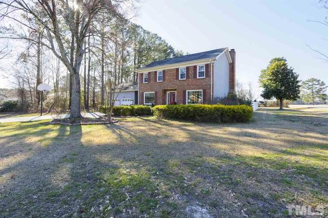 10 Burkot Road, Lillington, NC 27546 (#2302591) :: Classic Carolina Realty