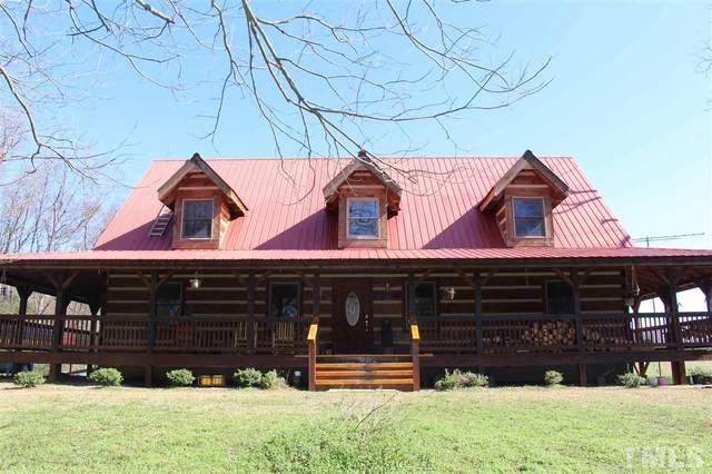 1725 Roberts Chapel Road, Goldston, NC 27252 (#2302603) :: RE/MAX Real Estate Service
