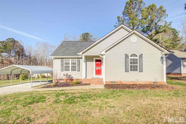 96 Shire Court, Zebulon, NC 27597 (#2302652) :: Real Estate By Design