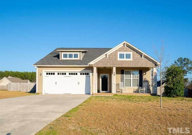 79 Widgeon Way, Lillington, NC 27546 (#2302660) :: Dogwood Properties