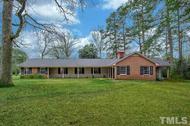 12707 W Hanes Avenue, Middlesex, NC 27557 (#2302682) :: Real Estate By Design