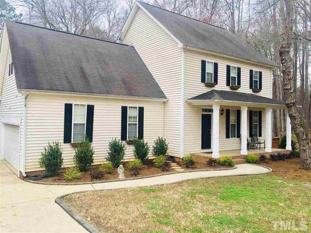 4216 Olive Hill Drive, Holly Springs, NC 27540 (#2302764) :: The Jim Allen Group