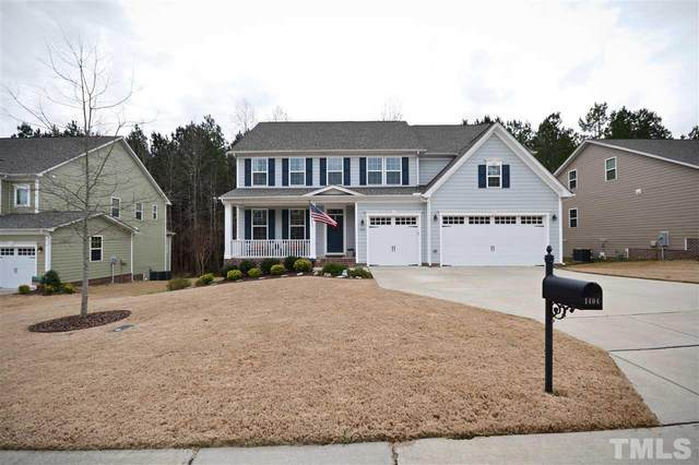 1404 Endgame Court, Wake Forest, NC 27587 (#2302779) :: Raleigh Cary Realty