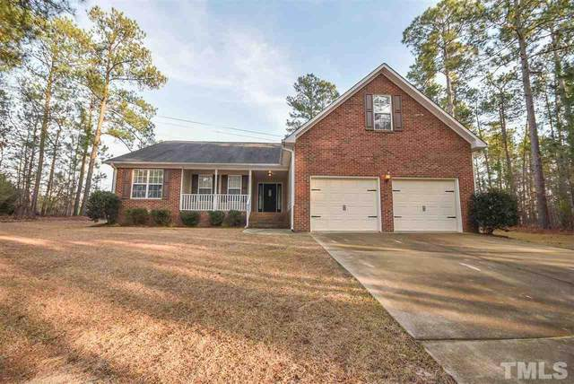 38 Francis Court, Sanford, NC 27332 (#2302791) :: Dogwood Properties