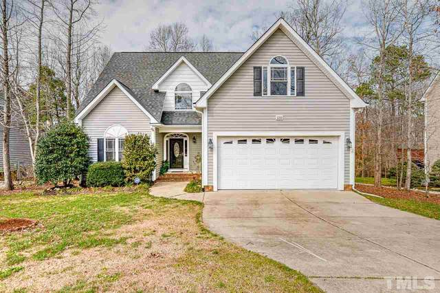 233 Mill Creek Drive, Clayton, NC 27527 (#2302795) :: The Beth Hines Team