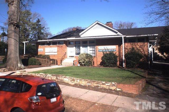 720 W Jones Street, Raleigh, NC 27603 (#2302818) :: Sara Kate Homes
