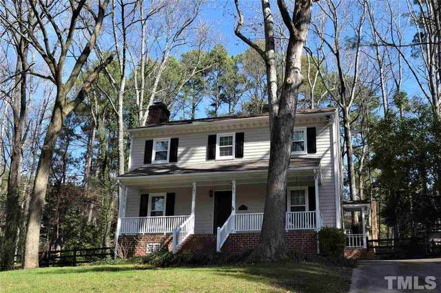 19 E Bayberry Court, Durham, NC 27713 (#2302830) :: Dogwood Properties
