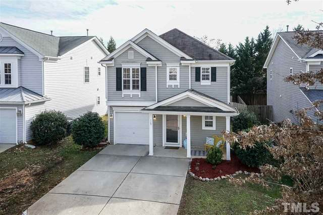 129 Palmdale Court, Holly Springs, NC 27540 (#2302842) :: Sara Kate Homes