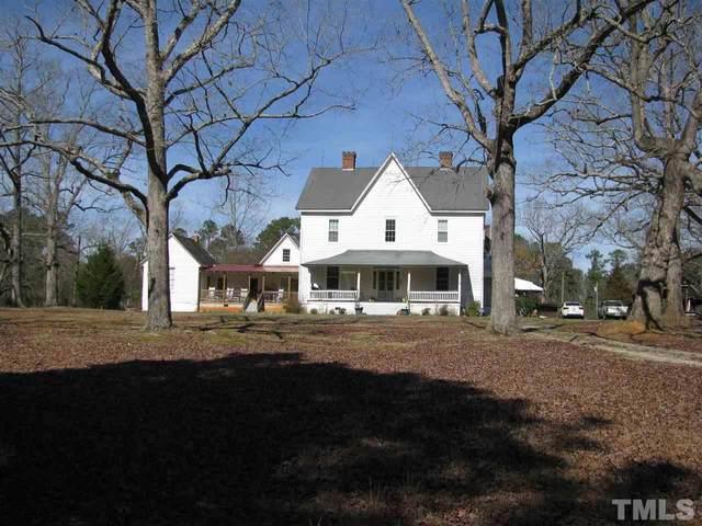 713 Tutelo Road, Warrenton, NC 27589 (#2302869) :: Dogwood Properties