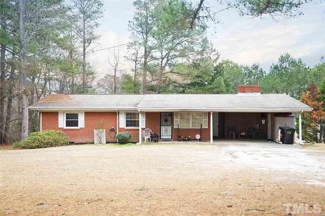 1027 Benhaven School Road, Sanford, NC 27332 (#2302891) :: Dogwood Properties