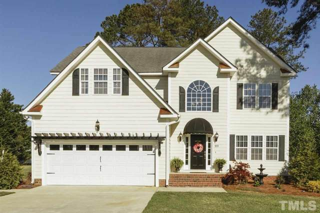 100 Spring Branch Drive, Four Oaks, NC 27524 (#2302904) :: The Perry Group