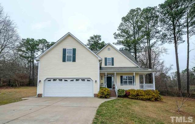 2909 Hayward Court, Garner, NC 27529 (#2302931) :: M&J Realty Group