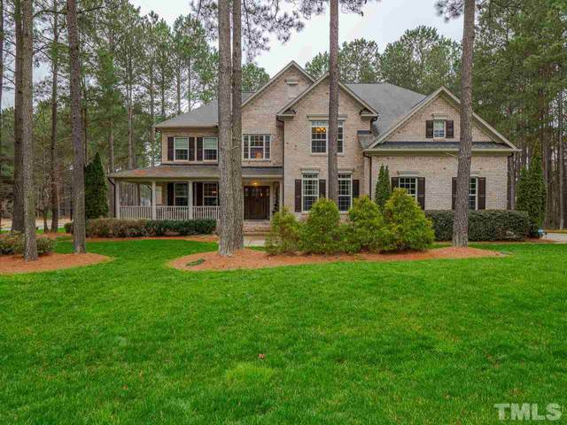 5601 Pine Rock Court, Wake Forest, NC 27587 (#2302944) :: The Jim Allen Group