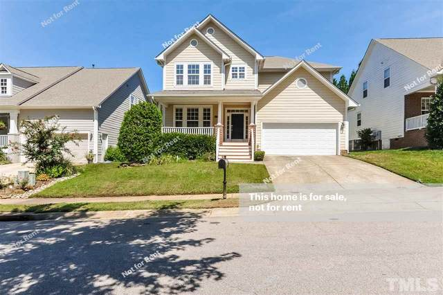 1741 Wysong Court, Raleigh, NC 27612 (#2302948) :: Team Ruby Henderson