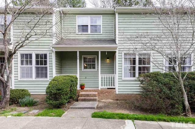 126 Shady Spring Place, Durham, NC 27713 (#2302959) :: Dogwood Properties