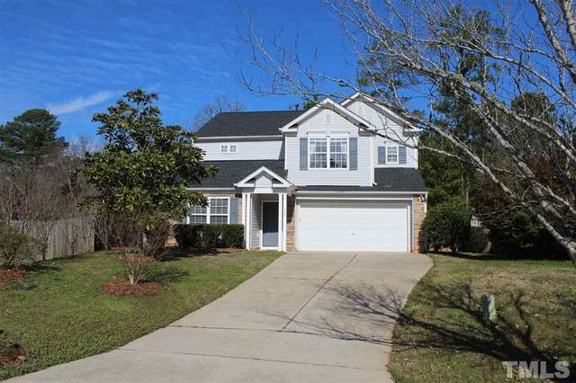 108 Tiverton Woods Drive, Holly Springs, NC 27540 (#2302962) :: Classic Carolina Realty