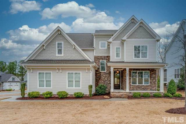 804 Hollymont Drive, Holly Springs, NC 27540 (#2302980) :: Classic Carolina Realty