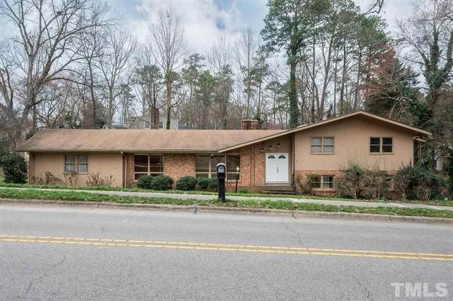 401 Northbrook Drive, Raleigh, NC 27609 (#2302991) :: Team Ruby Henderson