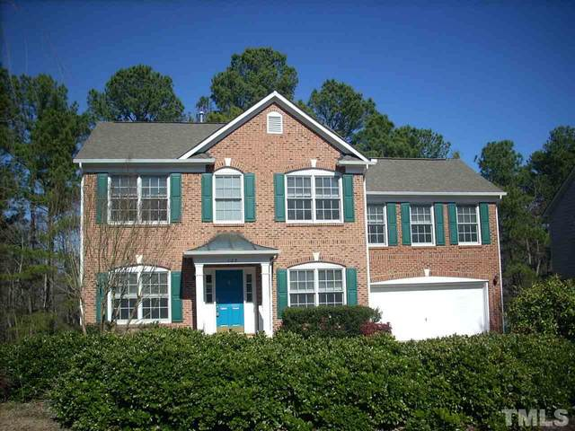 107 Holmhurst Court, Cary, NC 27519 (#2302993) :: Team Ruby Henderson