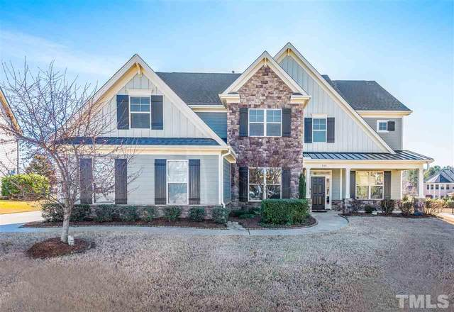 208 Listening Ridge Lane, Cary, NC 27519 (#2302995) :: Team Ruby Henderson