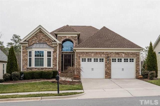 11536 Jordanus Drive, Raleigh, NC 27617 (#2303001) :: M&J Realty Group