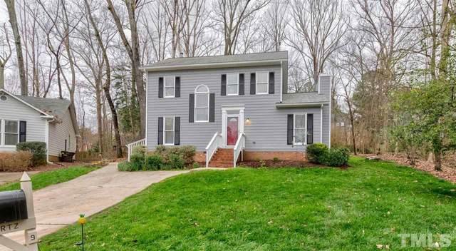 9 Rabbits Glen Terrace, Durham, NC 27713 (#2303039) :: Dogwood Properties