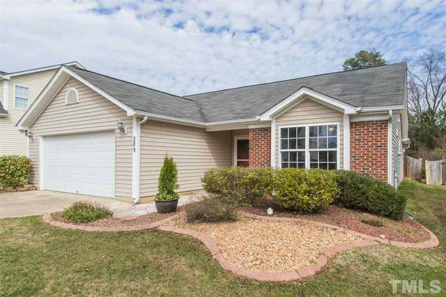 209 Braxman Lane, Holly Springs, NC 27540 (#2303050) :: Classic Carolina Realty