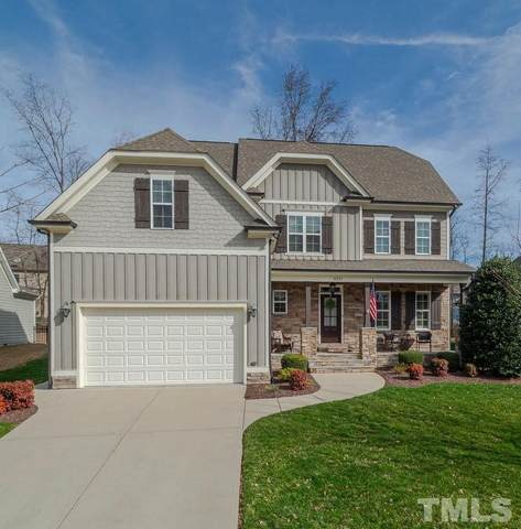 4221 Cats Paw Court, Wake Forest, NC 27587 (#2303065) :: Classic Carolina Realty
