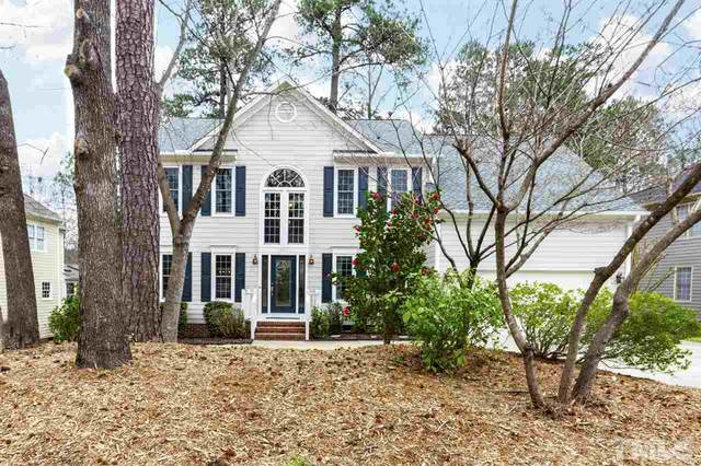 201 Forest Brook Drive, Cary, NC 27519 (#2303077) :: Raleigh Cary Realty