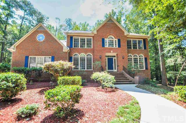204 Woodleaf Drive, Chapel Hill, NC 27516 (#2303082) :: Sara Kate Homes