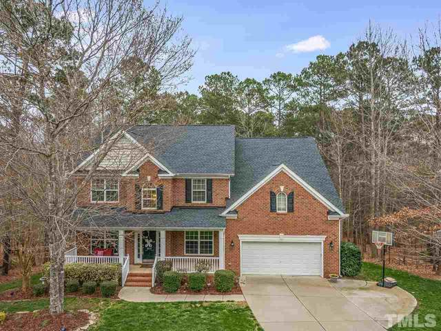 5917 Larboard Drive, Apex, NC 27539 (#2303086) :: Sara Kate Homes