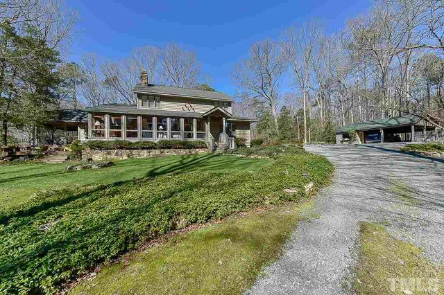 409 Mountain Lane, Pittsboro, NC 27312 (#2303096) :: Real Estate By Design