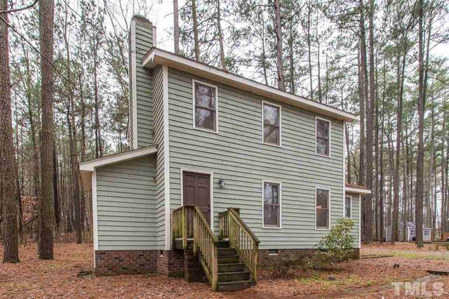 1008 Meadowbrook Drive, Garner, NC 27529 (#2303100) :: Sara Kate Homes