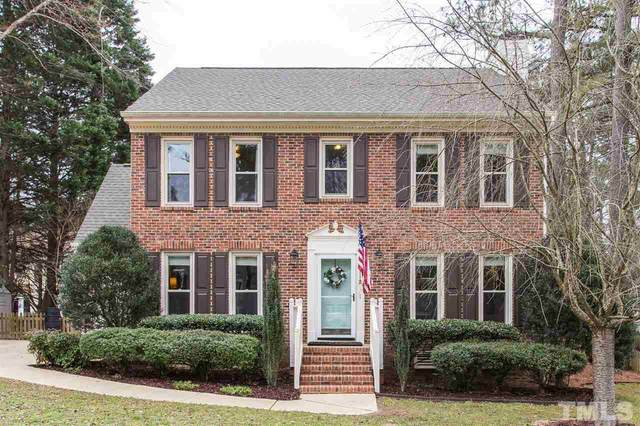 2808 Halfhitch Trail, Raleigh, NC 27615 (#2303112) :: The Jim Allen Group