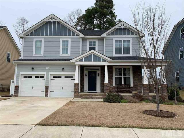 421 Liberty Express Place, Knightdale, NC 27545 (#2303118) :: RE/MAX Real Estate Service