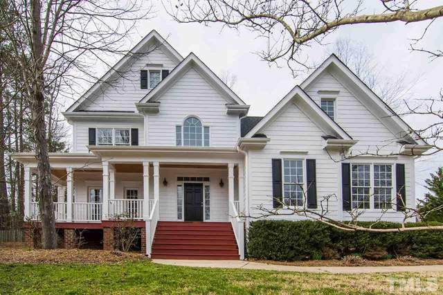 404 Tramore Drive, Chapel Hill, NC 27516 (#2303128) :: Triangle Just Listed
