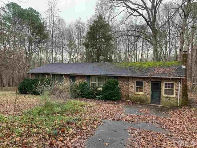 110 Marcus Road, Chapel Hill, NC 27514 (#2303133) :: Dogwood Properties