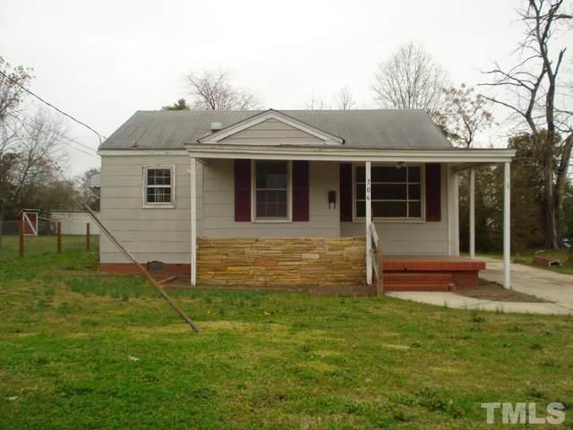 706 S Washington Avenue, Dunn, NC 28334 (#2303149) :: Marti Hampton Team brokered by eXp Realty