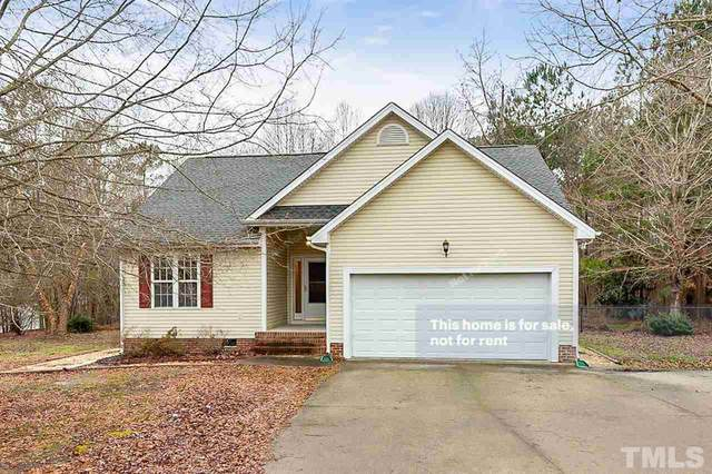 140 Spencers Gate Drive, Youngsville, NC 27596 (#2303178) :: Dogwood Properties
