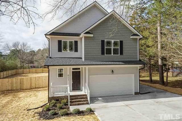 307 Chandler Road, Durham, NC 27542 (#2303185) :: Classic Carolina Realty